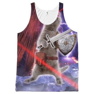 warrior cats - knight cat - cat laser