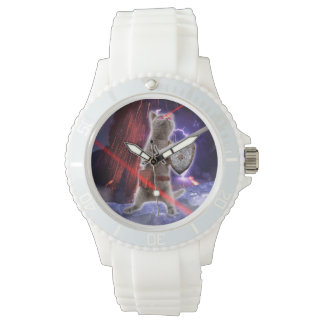 warrior cats - knight cat - cat laser watches