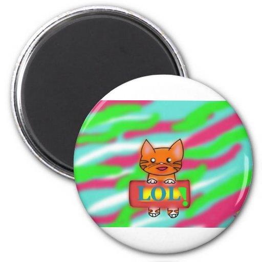 Warrior Cats Fridge Magnets