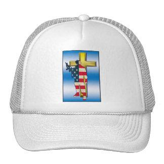 Warrior Cross #1 Trucker Hat