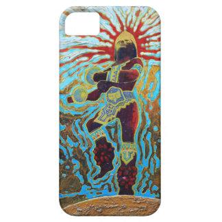 Warrior dancer - Dancer Phonecase iPhone 5 Cover