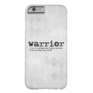 Warrior Definition Barely There iPhone 6 Case