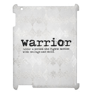 Warrior Definition Case For The iPad