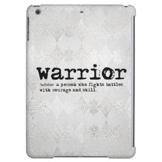Warrior Definition iPad Air Cover