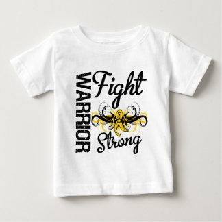 Warrior Fight Strong Childhood Cancer T-shirts