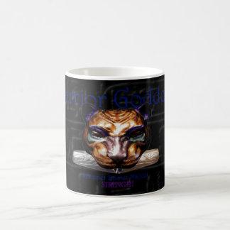 Warrior Goddess- Egyptian- Sekhmet, Bastet, Mafdet Mug