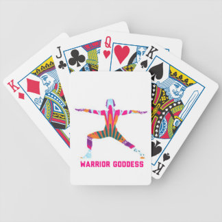 Warrior Goddess Series Bicycle Playing Cards