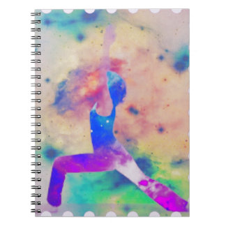 Warrior Goddess Yoga Series Notebook