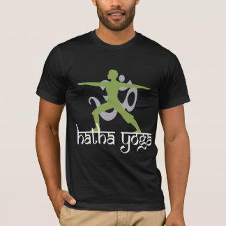 Warrior II Pose Hatha Yoga T-Shirt