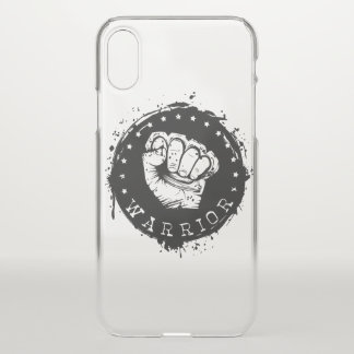 warrior iPhone x case