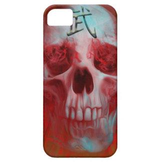 Warrior Kanji skull iPhone 5 Cover