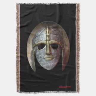 Warrior King - Blanket Throw