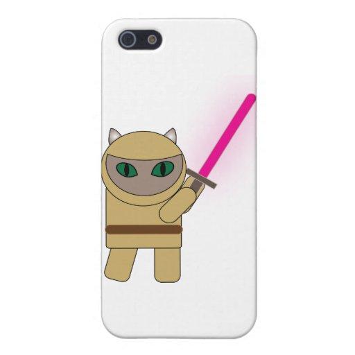 Warrior Kitty iPhone 5 Case