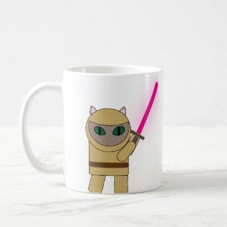 Warrior Kitty Mug
