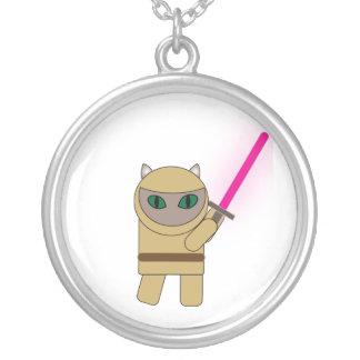 Warrior Kitty Necklace