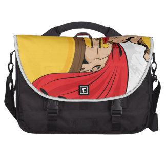 Warrior Laptop Messenger Bag