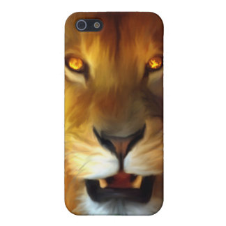 Warrior Lion- IPHONE iPhone 5/5S Cover