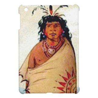 warrior male iPad mini case
