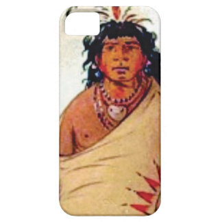 warrior male iPhone 5 case