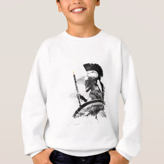 Warrior Oboe Player Sweatshirt