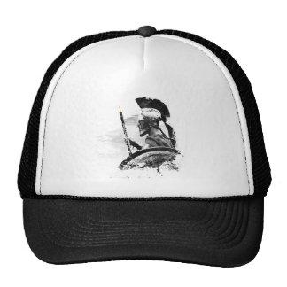 Warrior Oboe Player Trucker Hat