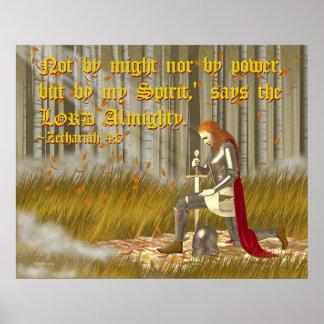 Warrior of God Poster