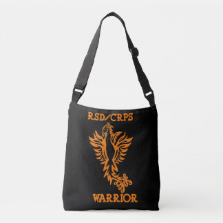 Warrior/Phoenix...RSD/CRPS Crossbody Bag
