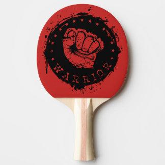 warrior ping pong paddle