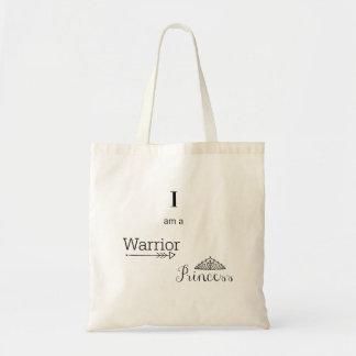 Warrior Princess Budget Tote Bag
