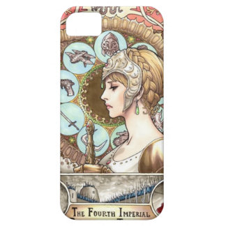 Warrior Princess iPhone 5 Cover
