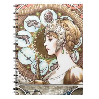 Warrior Princess Notebook