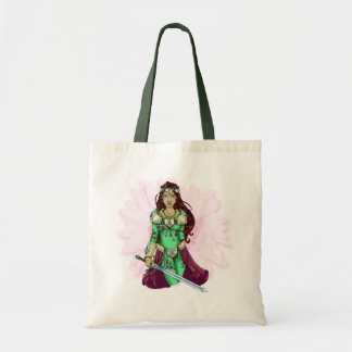 Warrior Princess tote