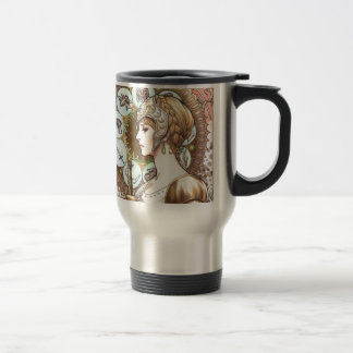 Warrior Princess Travel Mug