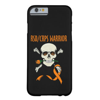 Warrior/Skull...RSD/CRPS Barely There iPhone 6 Case