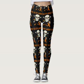Warrior/Skull...RSD/CRPS Leggings