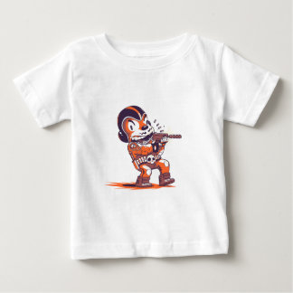Warrior Spacial Baby T-Shirt