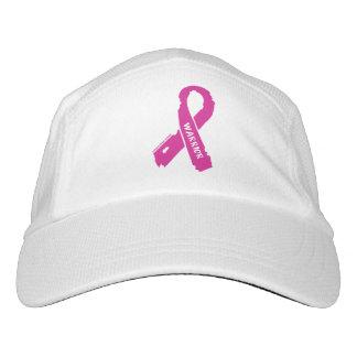 Warrior/ torn ribbon...Breast Cancer Hat