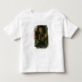 Warrior with Groom (oil) T Shirt