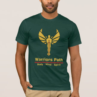 Warriors Path Green T T-Shirt