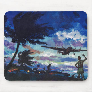Warrior's Return Mouse Pad