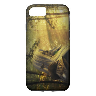 Warrior's Thoughts iPhone 7 Case