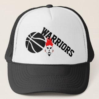 Warriors Trucker Basketball Hat