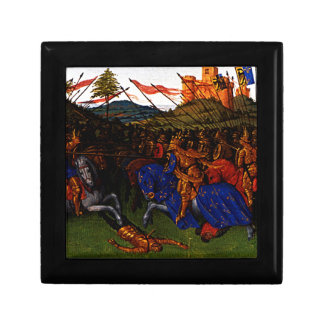 Wars of Charlemagne by Jean Fouquet Gift Boxes