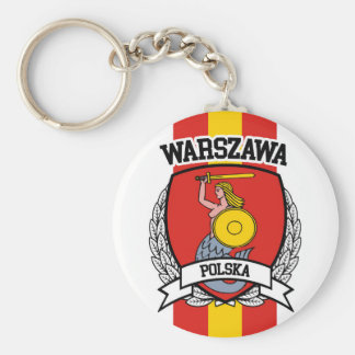 Warsaw Keychain