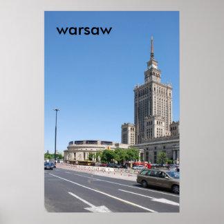 Warsaw Poster