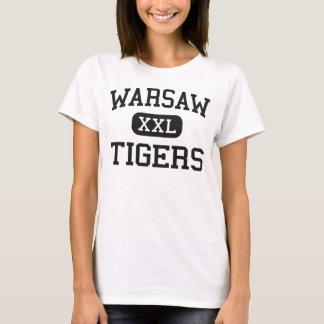 Warsaw - Tigers - Community - Warsaw Indiana T-Shirt