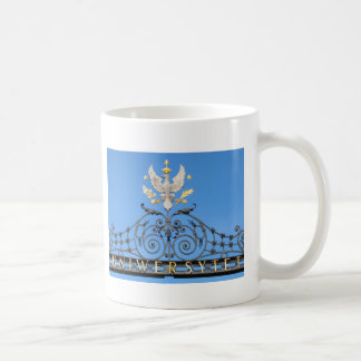 Warsaw University Crest Coffee Mug