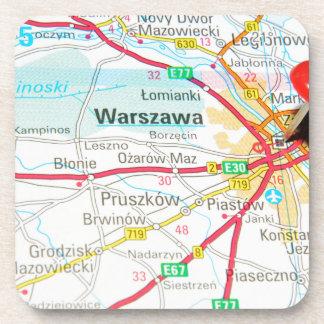 Warsaw, Warszawa  in Poland Coaster