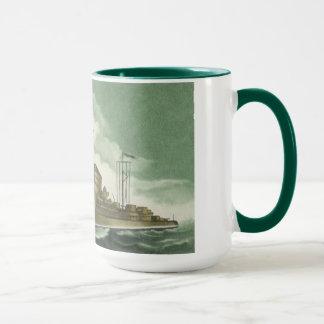 Warship - Thunderous Mug