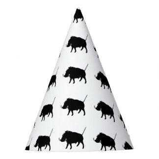 Wart Hog Party Hat
